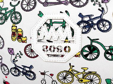 Рюкзак MM 8091 White, фото 3