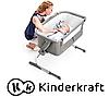 Детская кроватка Kinderkraft UNO 2in1