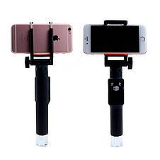 Монопод для селфи Bluetooth YT-888 блистерная упаковка  Штатив вертикальный, фото 3