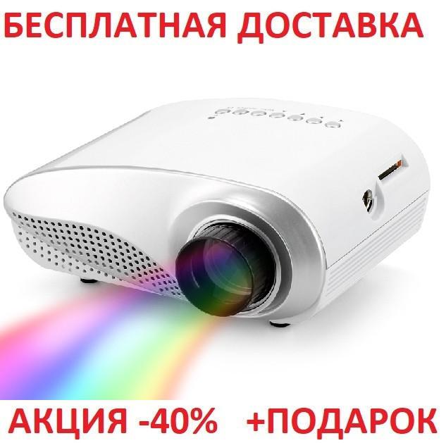 Мультимедийный портативный мини проектор RD-802