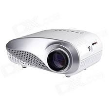 Мультимедийный портативный мини проектор RD-802, фото 2