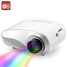 Мультимедийный портативный мини проектор RD-802, фото 3