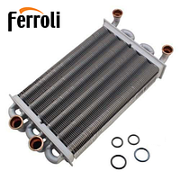 Теплообменник битермический Ferroli Domiproject C32/F32, Fereasy C32/F32 (39819910)