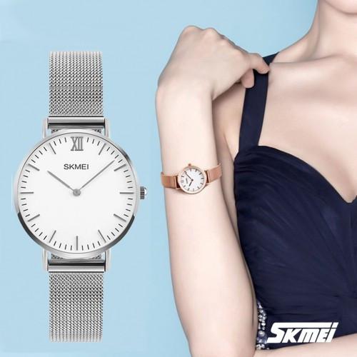 Skmei 1185 Cruizei серебристые оригинальные женские часы