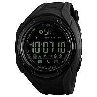 Skmei 1316 Turbo Черные спортивные умные часы smart