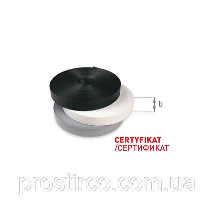 Лента ПВХ 58.00 (черная), фото 2