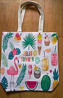 Пляжная сумка Hello summer