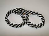 """Ожерелье """"Белое и черное"""", фото 6"""