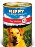KIPPY консервированный корм для собак с говядиной (паштет), 150г