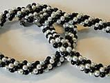 """Ожерелье """"Белое и черное"""", фото 7"""