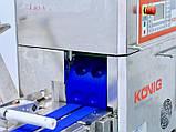 Бо автоматичний тістоділитель і округлювач булочок Konig Mini Rex 4000 шт/год, фото 6