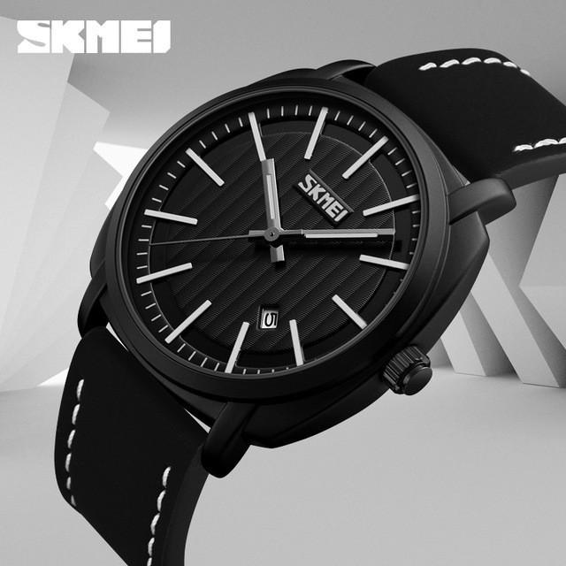Skmei 9169 Kowboy черные мужские часы