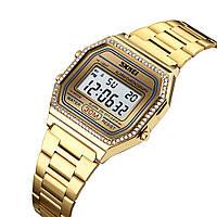 Женские часы Skmei Lolita 1474 Золотые