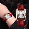 Skmei 1085 Spring красные женские классические часы, фото 7