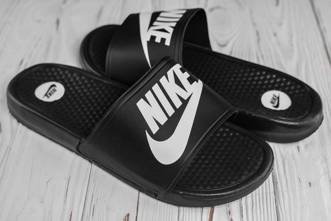 Мужские шлепанцы сланцы Nike