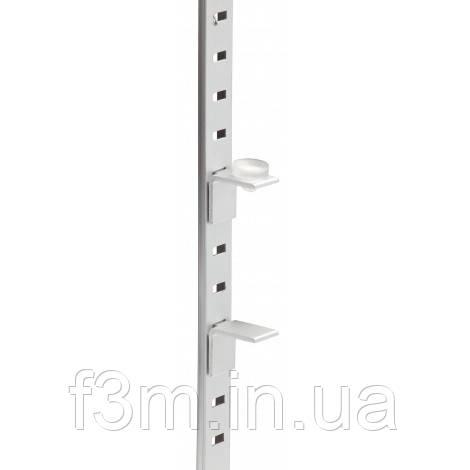 Система размещения мебельных полок на различной высоте F3M (шаг 25 мм) IL MULTILIVELLO: НЕСУЩАЯ ШИНА L=3660 мм