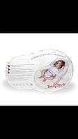 кокон для новорожденного farla baby shell + новый чехол в подарок