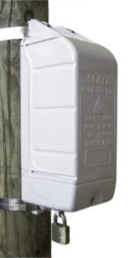 Розподільчий бокс POLE TOP BOX Sicame Group 318x122x124