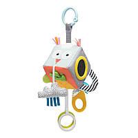 Розвиваюча іграшка - кубик Taf Toys Веселі звірятка (12185), фото 1