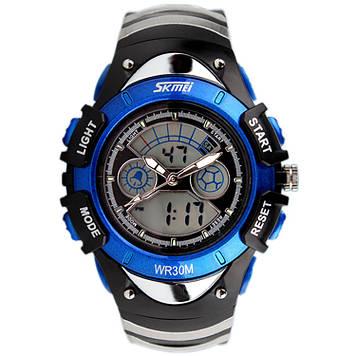 Детские спортивные часы Skmei 0998 синие