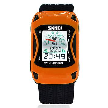 Детские  часы Skmei 0961 оранжевые