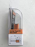 Фрези кінцеві пазові коротка серія 911 СМТ італійська, фото 3