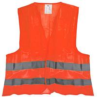 Жилет безопасности светоотражающий (orange) 116 Or XL