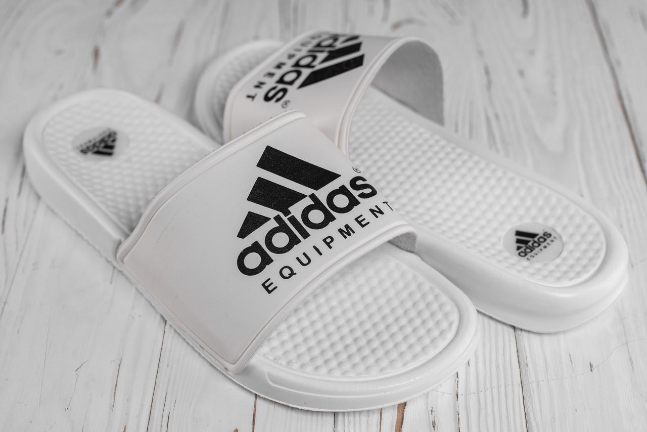 Мужские шлепанцы сланцы Adidas