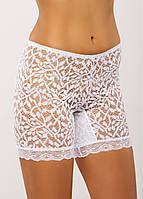 Панталоны кружевные Аfina 028 белый