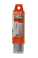Набор свёрл по металлу c титановым покрытием  Sturm 1055-04-3S-T (3мм, 10шт.)