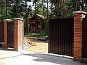 Відкатні ворота, фото 3