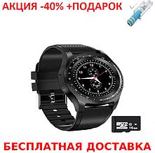 Смарт часы с Камера Bluetooth Smartwatch L9 смарт матовый часы  трекер Умные часы фитнес часы Original size+Па