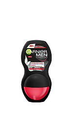 Garnier Mineral MEN Дезодорант ролик Активный контроль 96ч для мужчин 50 мл Код 22797