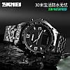 Skmei1464  Kompass Pro черные мужские часы с компасом и термометром, фото 6