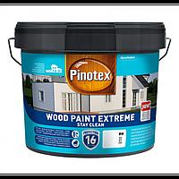 Pinotex  wood paint extreme, самоочищающаяся краска для деревянного фасада 2,5л база BW