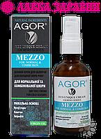 Крем дневной для нормальной и комбинированной кожи MEZZO, 50 мл, AGOR (зимняя серия)