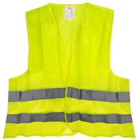 Жилет безопасности светоотражающий (yellow) 116 Y XL