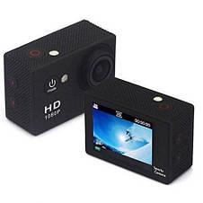 Экшн камера Original size Sports Cam W9 FullHD 1080p 2' экран Action camera , фото 2
