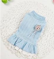 Платье Sweet Doll голубое