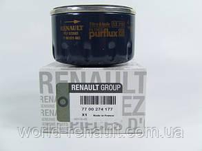 Renault Original 7700274177 - Масляний фільтр на Рено Лагуна II 1.6 i 16V, 1.8 i 16V, 2.0 i 16V