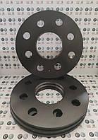 Колесные проставки (шайбы) 5мм 4х100 4х108 57,1 для литых дисков Audi, Skoda, Seat, Volkswagen