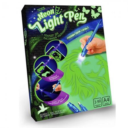 Набор Рисуй светом Neon Light pen
