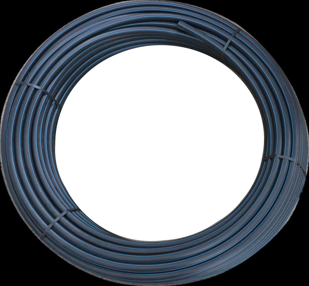 Труба ПЕ технічна 32х2мм SDR17 бухта 100м