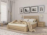 Деревянная кровать с подъёмным механизмом Селена