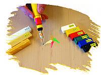 Набор вспомогательных восков (для смешивания и получения дополнительных оттенков), фото 1
