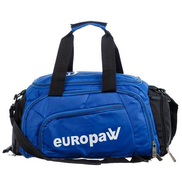 Сумка-рюкзак Europaw темно-синяя S