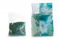 ITALWAX (Италия), Воск горячий пленочный в гранулах азулен, 1000 г