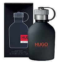 Туалетная вода Hugo Boss Just Different для мужчин (оригинал) - edt 75 ml