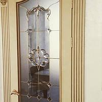 Витражное стекло в межкомнатные или входные двери