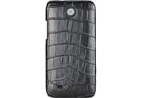 Чехол для HTC Desire 300 - Vetti Craft Snap Cover Crocodile Printed Pattern
